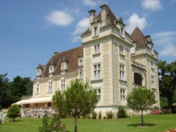 chateau hotel dordogne